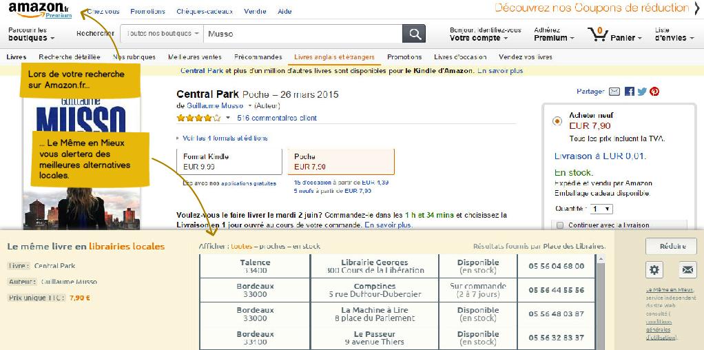Amazon Post-it