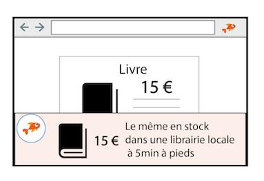 le-meme-livre-en-librairie-locale-illustration