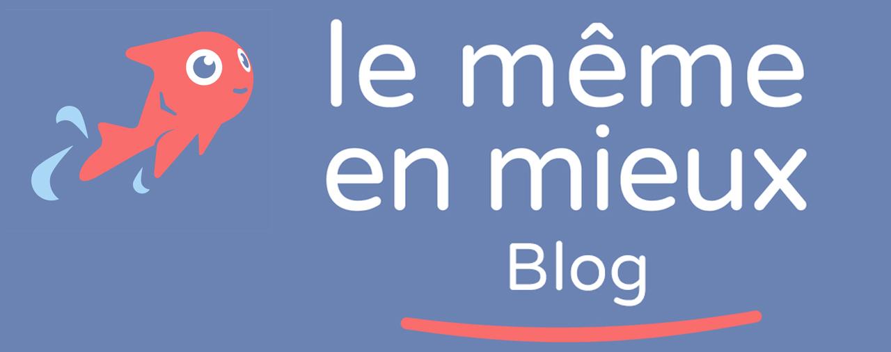 logo blog le même en mieux