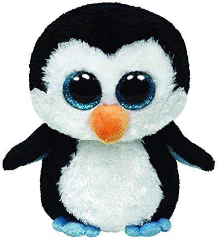 peluche-pinguin-Beanie-Boo